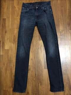 Nudie Jeans thin Finn w28 L32 jeans