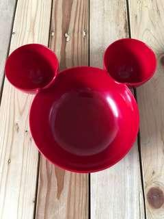 Mickey Mouse feeding plate