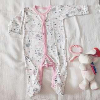 Sleepsuit Libby 3-6 months