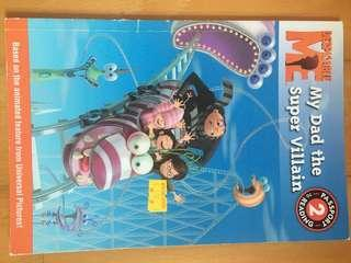 Despicable Me story book