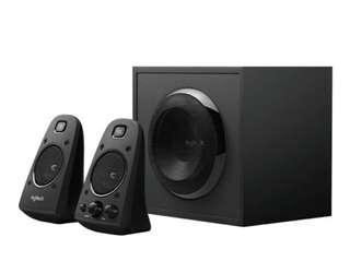 Brand New Logitech Z623 2.1 Home Stereo System with Subwoofer