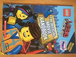 The Lego Movie.The official movie Handbook