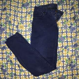 Boardwalk Dark Blue Jeans