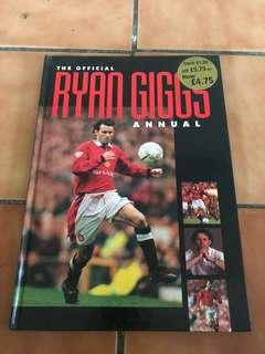 the official ryan giggs annual