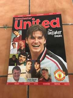 manchester united insider guide