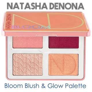 NATASHA DENONA Bloom Blush & Glow Palette