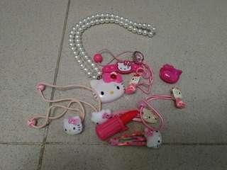 Hello Kitty 飾物