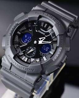 Black Out GA120BB Casio Gshock Unisex with FREE DELIVERY 📦 100% Authentic G-Shock