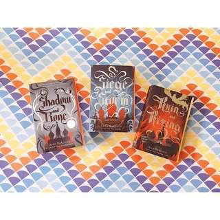 The Grisha Trilogy Complete Set
