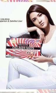 Toujours Advanced Collagen Shots 30 Sachets