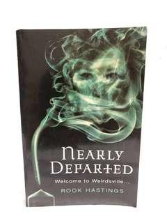 Rook Hastings - Nearly Departed (Weirdsville, #1) Book #MMAR18