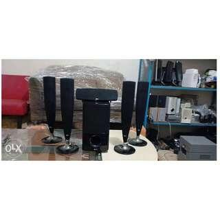 Sub Woofer Speakers LG blu ray ₱ 7,500