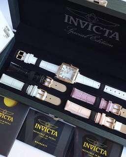 Invicta watch (interchangeable straps)