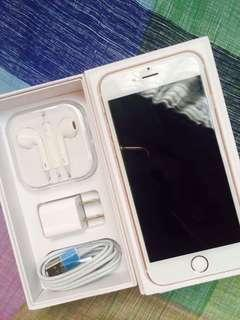 iPhone 6s Rosegold! Openline !