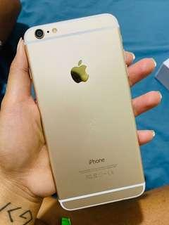 iPhone 6 Plus Gold! Openline!