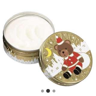 全新 STEAMCREAM蒸汽乳霜 聖誕小熊款