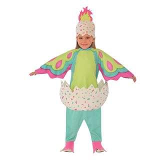 Hatchimals Just-Hatched Child's Costume, Pengualas for Birthday Easter Party Celebration