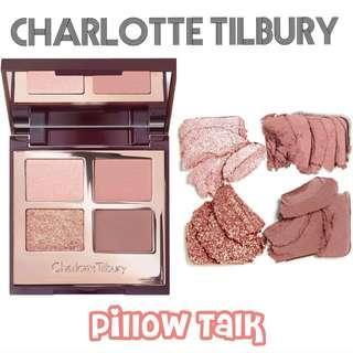 Charlotte Tilbury LUXURY PALETTE PILLOW TALK