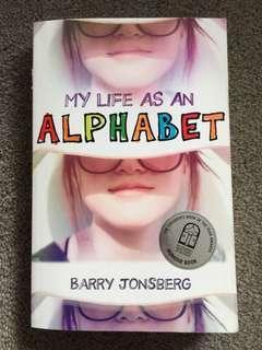 My Life as an Alphabet by Barry Jonsberg