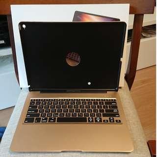 Ipad Pro 12.9寸 F07 藍牙鍵盤+外殼
