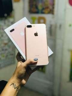 iPhone 7 Plus rosegold! No to swap!