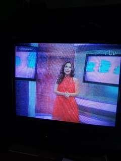 Tv sharp batique slime