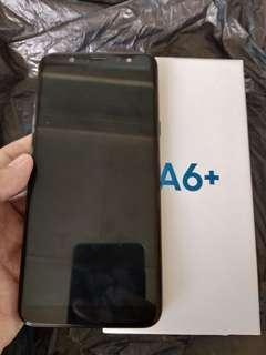 Samsung A6 plus garansi SEIN