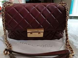 Sloan Bags - Burgundy