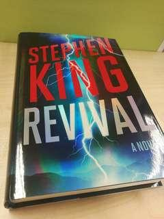 Revival by Stephen King (Hardcover)