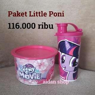Paket Little Poni Pink