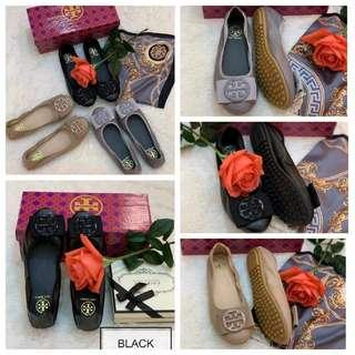 New tory burch shoes with brandbox