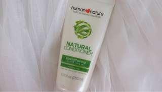 Human Nature Natural Conditioner