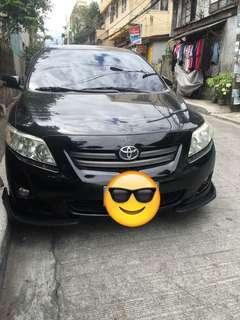 Toyota Altis G 2009 AT