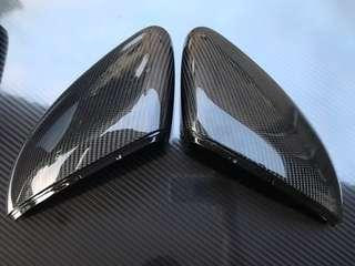 Golf MK7 / MK7.5 GTI/R Carbon Fiber Side Mirror Cover