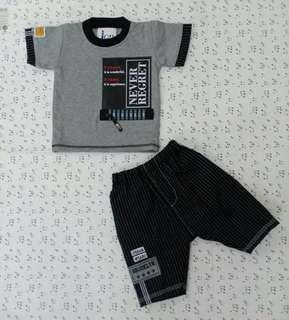 Baju setalan anak cowok