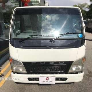 2013 Mitsubishi Fuso Canter FB70