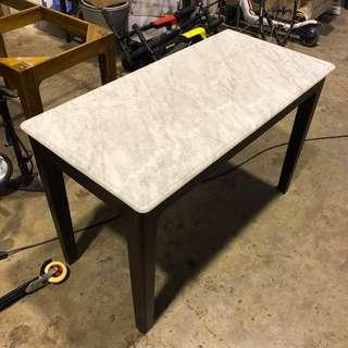2x4ft marble dinning table
