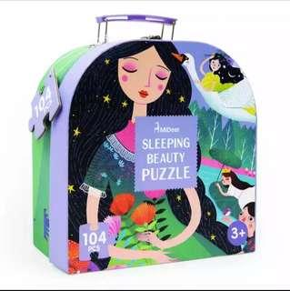 🚚 Sleeping Beauty Puzzle