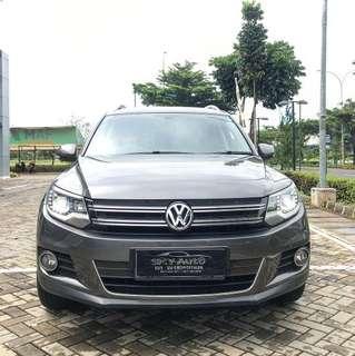 Volkswagen tiguan tsi highline 2014