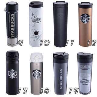 🌟台灣Starbucks 21週年 黑白分明的簡潔色系列🌟