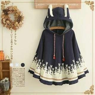 Preorder Korean Rabbit coat #MMAR18