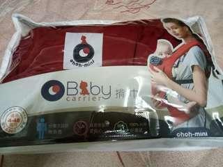 Ohoh-mini 揹巾(9成新,可耐25公斤)