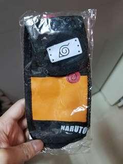 日本火影忍者 naruto長型小腰袋 japan