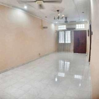 RENOVATED AND EXTENDED 2 STOREY JALAN ENGGANG KERAMAT