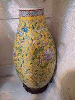 花瓶,高度約40cm