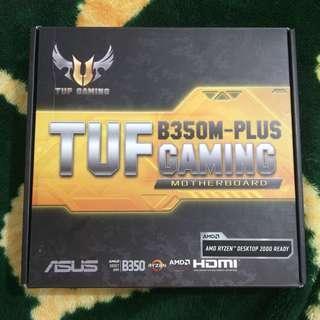 Asus TUF B350 motherboard