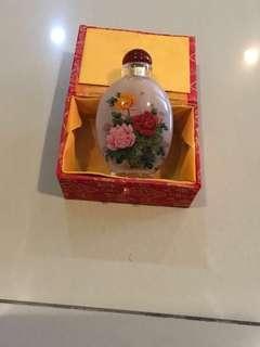 China Treasures - Vintage Perfume Bottle #MMAR18