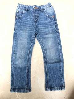 Original NEXT Denim Jeans Size 18-24M