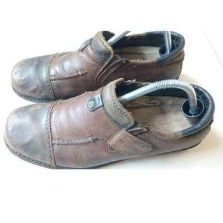 Sepatu Jim Joker Kulit Adventure Original Asli Leather No Nomer 43