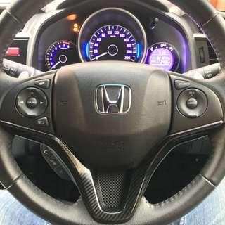 Honda vezel hrv carbon fibre printed accessories
